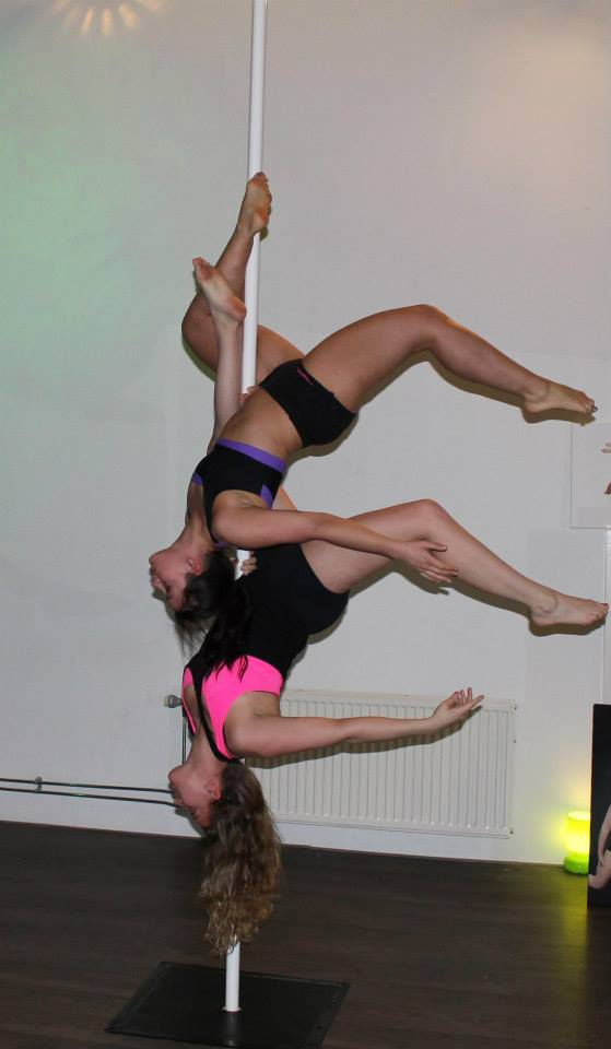 Duo paaldansen workshop